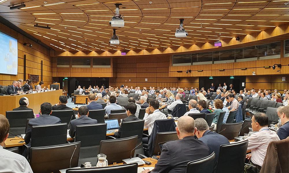 Direktor Direktorata na Međunarodnoj konferenciji o upravljanju istrošenim radioaktivnim gorivom u Austriji
