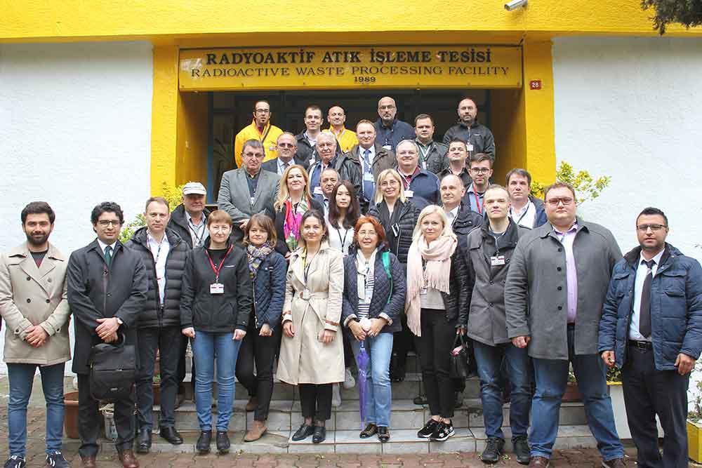 Наши представници на радионици о радиоактивном отпаду у Истамбулу