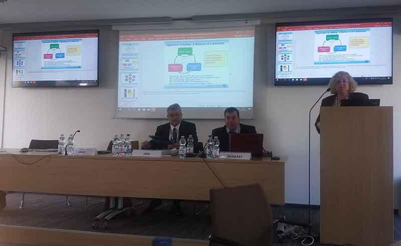 Наши представници на скупу о лидерству и сигурносној култури, у Мађарској