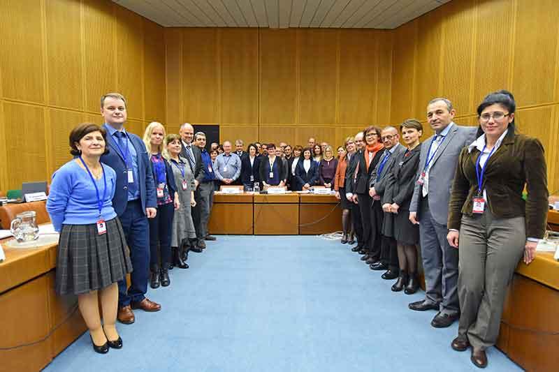 Представник Директорaта на радионици Унапређење мониторинга радиоактивности и процене заштите од зрачења у региону