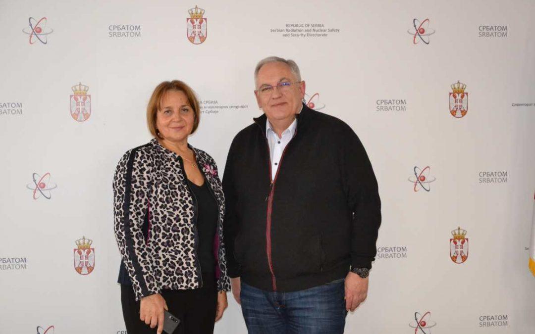 Састанак са представницима Завода за здравствену заштиту радника Ниш