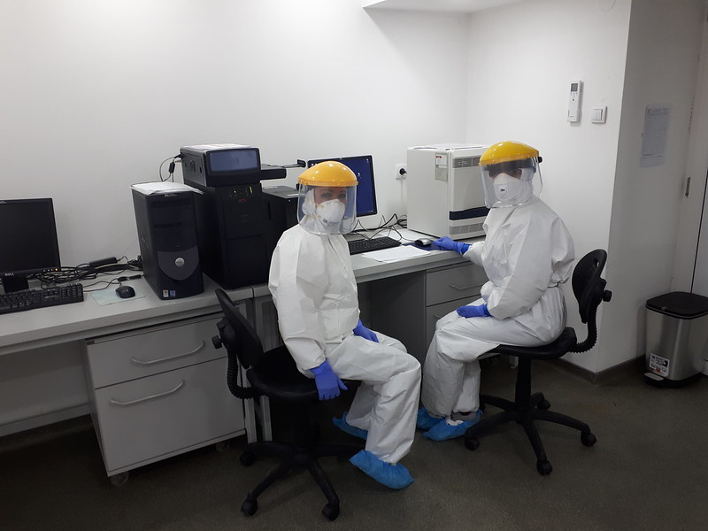 Србија и Босна и Херцеговина остaвариле успех у карактеризацији вируса COVID-19 захваљујући помоћи МААЕ/ФАО