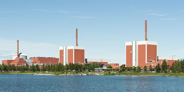 Инцидент у НЕ Олкилуото у Финској