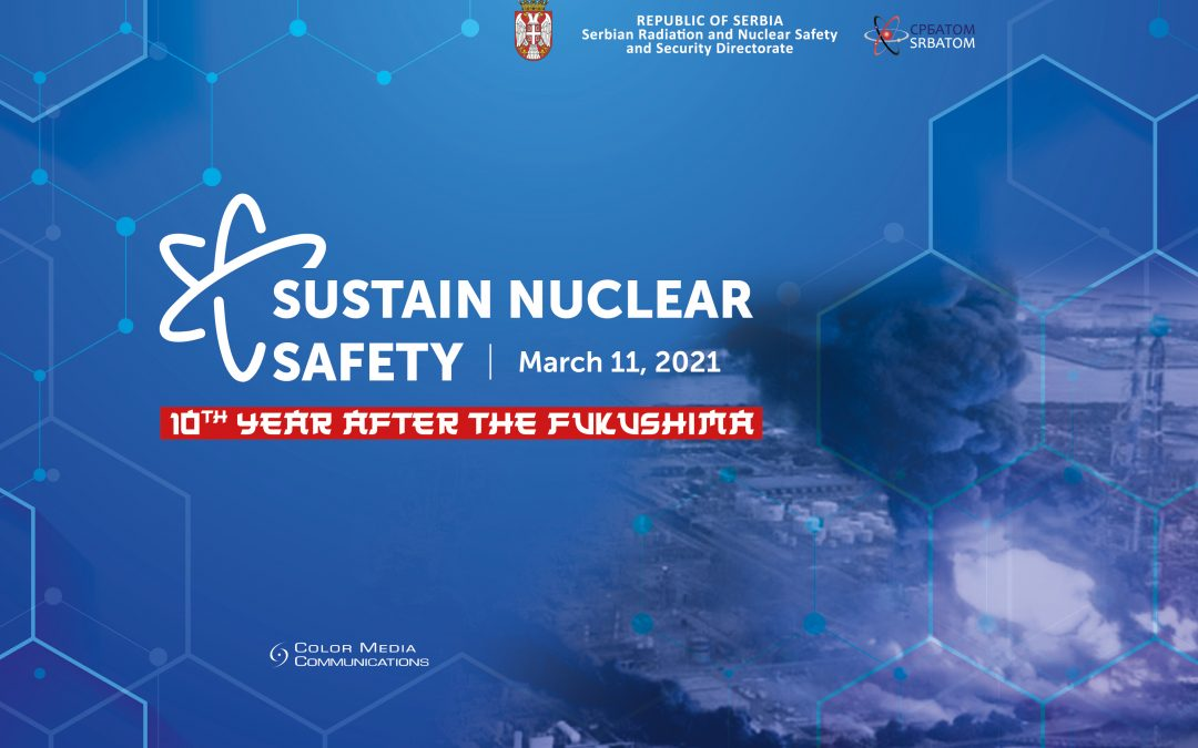 Conference – 10 years since Fukushima Daiichi nuclear accident