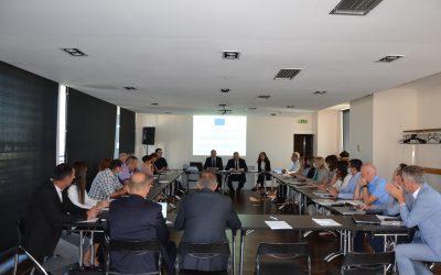 Представљање JRODOS – програма за подршку при доношењу одлука у  ванредној ситуацији изазваној нуклеарним акцидентом