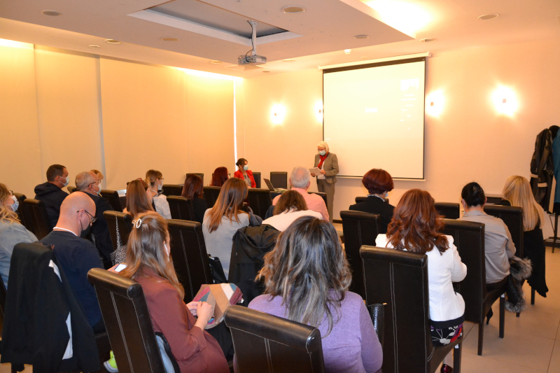 SRBATOM Representatives Participating in 31st Symposium of Radiation Protection Society of Serbia and Montenegro