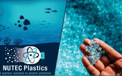 Позив на Округли сто на тему примене нуклеарних технологија за контролу загађења пластиком