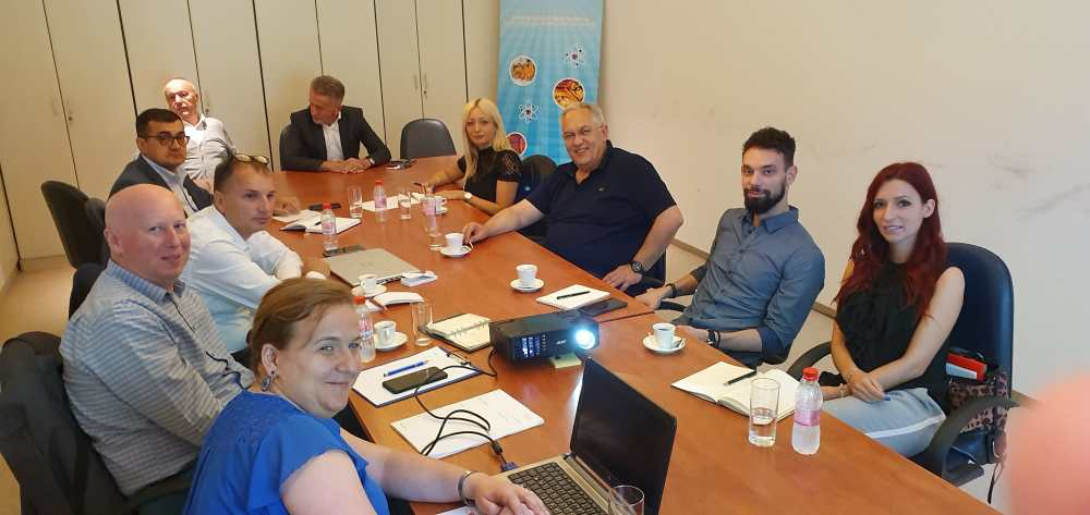 Visit to State Regulatory Agency for Radiation and Nuclear Safety and Security of Bosnia and Herzegovina