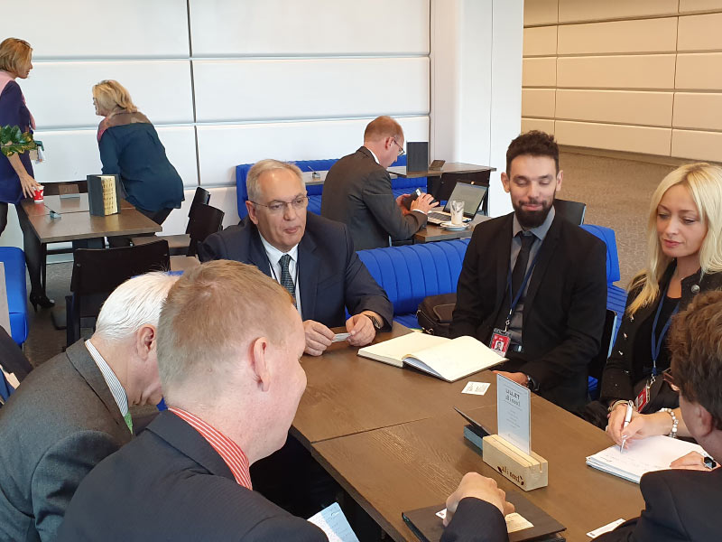 Bilateralni sastanci sa predstavnicima Slovenačkog i Makedonskog regulatornog tela