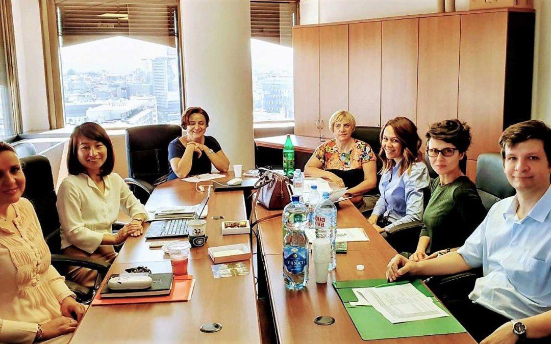Радна посета програм менаџерке Међународне агенције за атомску енергију из Беча (МААЕ) за Републику Србију нашој земљи