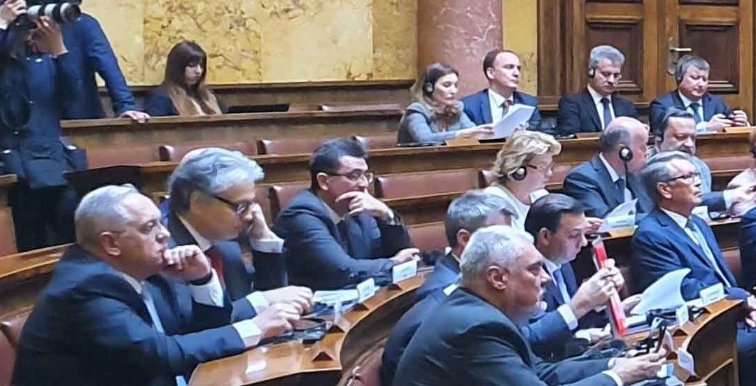 Директор Директората учествује на заседанју Комисије за сарадњу Државне Думе Федералне скупштине Руске Федерације и Народне скупштине Републике Србије
