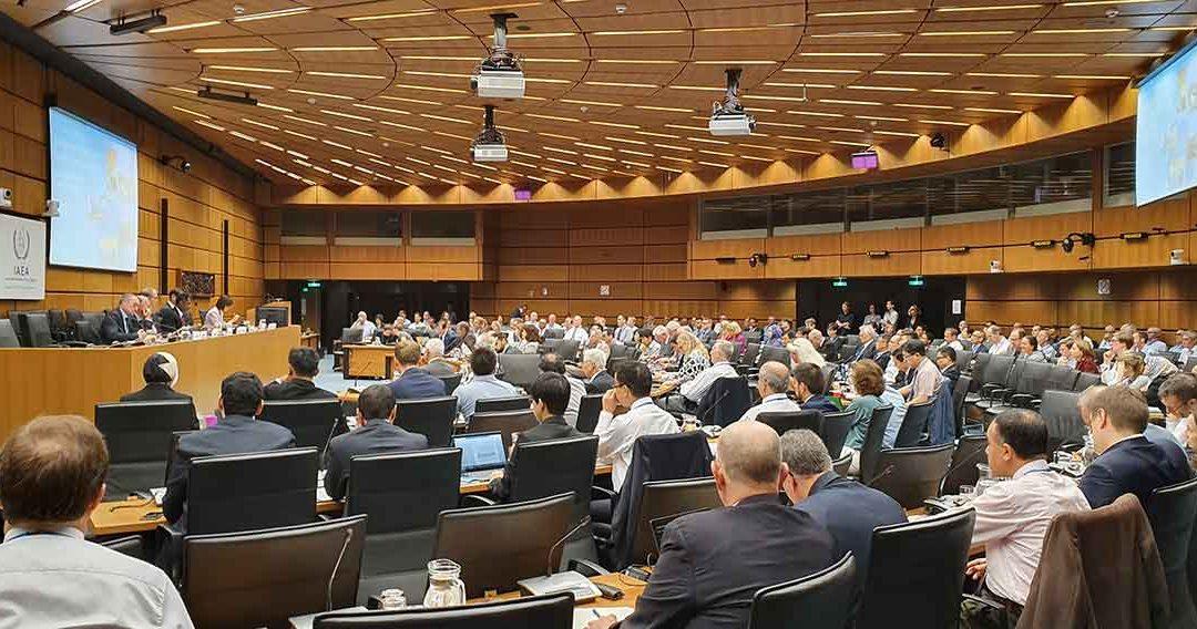 Директор Директората на Међународној конференцији о управљању истрошеним радиоактивним горивом у Аустрији