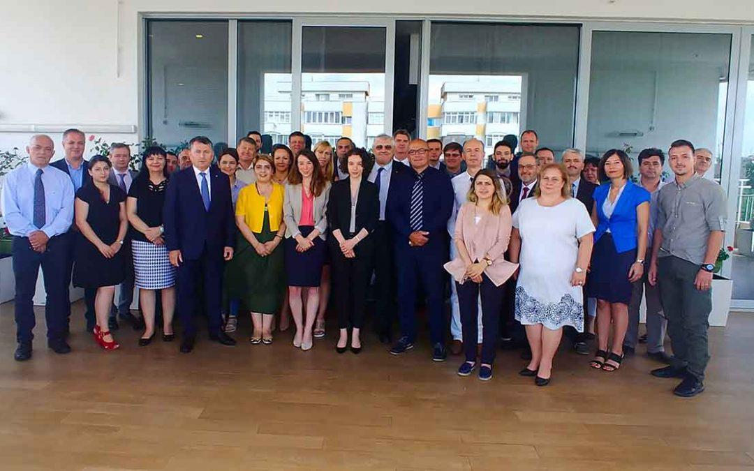 Регионална радионица за координисање и имплементацију Интегрисаних планова подршке нуклеарној сигурности у Европи, Букурешт, 8-12. јули 2019.