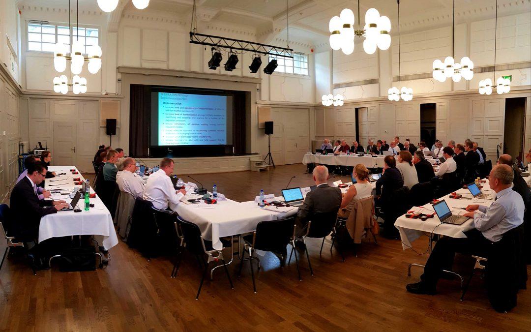 Predstavnici Direktorata na jesenjem plenarnom sastanku Udruženja zapadnoevropskih nuklearnih regulatora (WENRA)
