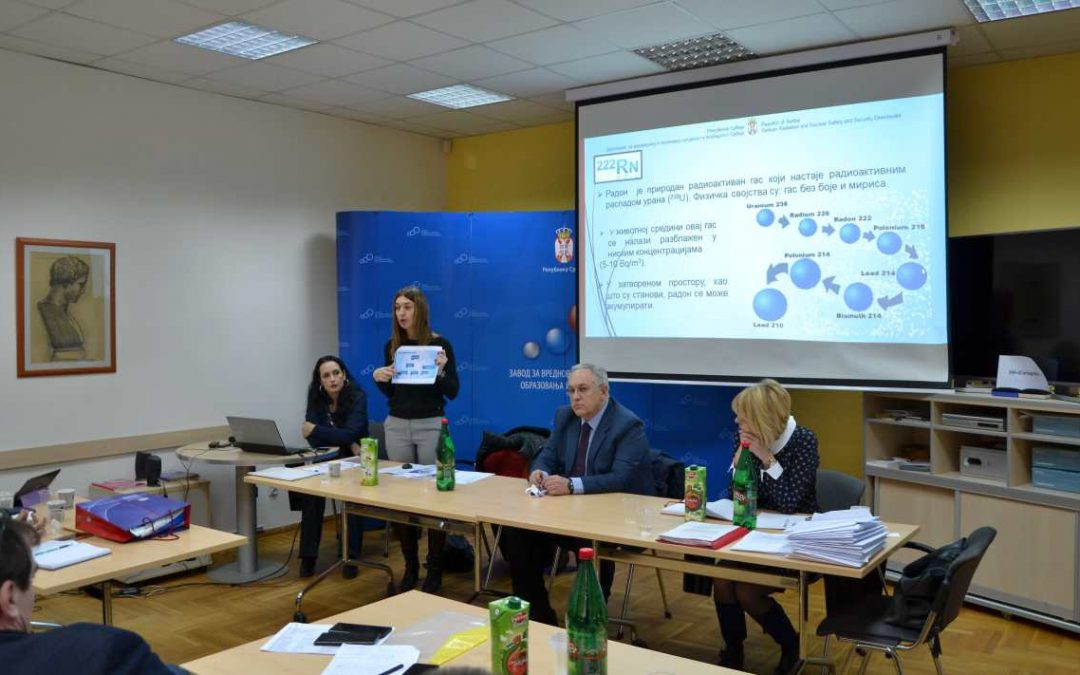 5000 радонских детектора подељено вртићима и школама у Србији