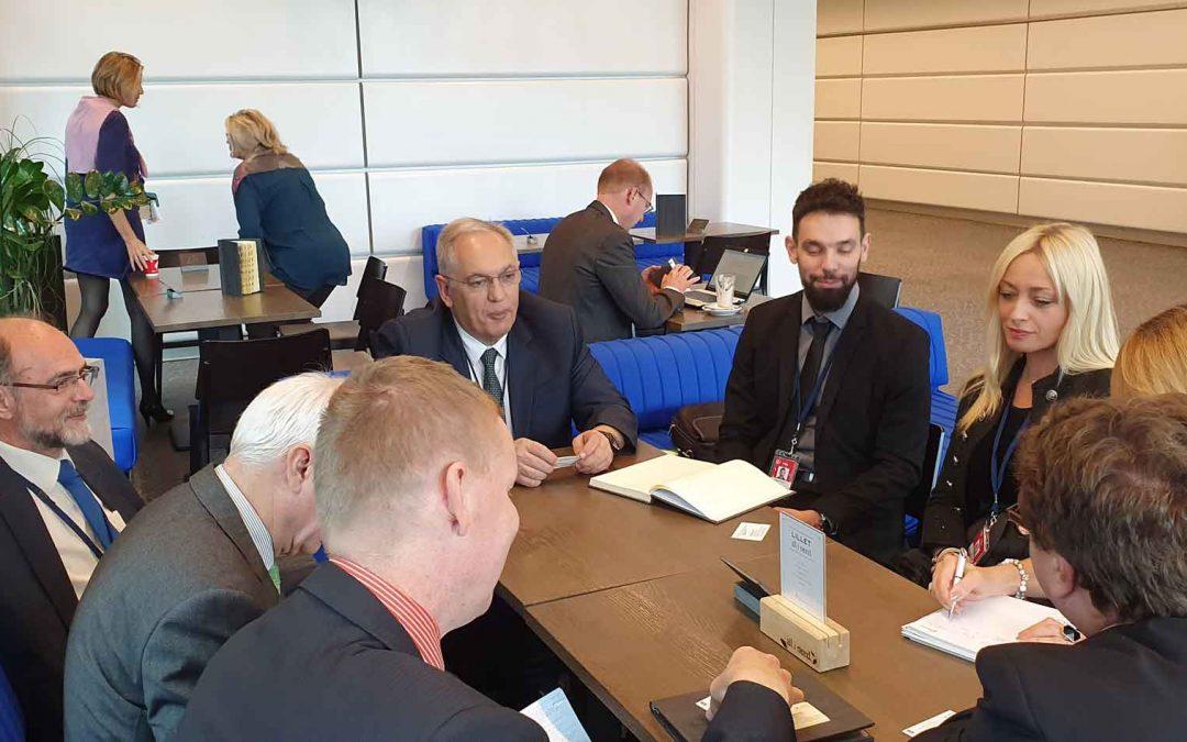 Билатерални састанци са представницима Словеначког и Македонског регулаторног тела