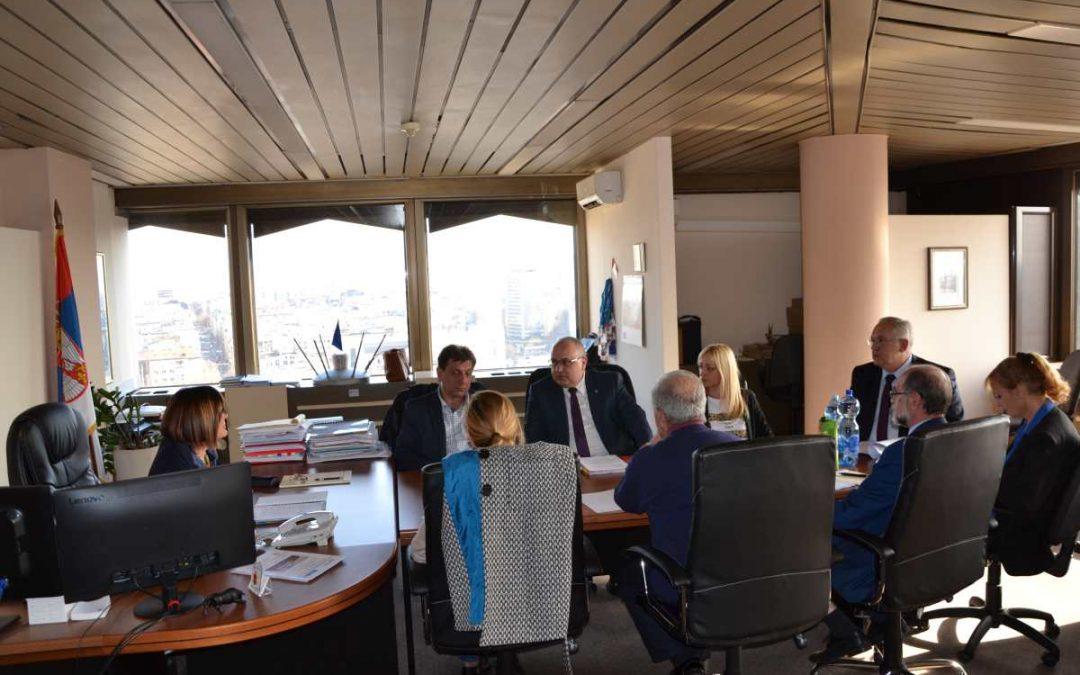 Одржана седница Одбора Директората