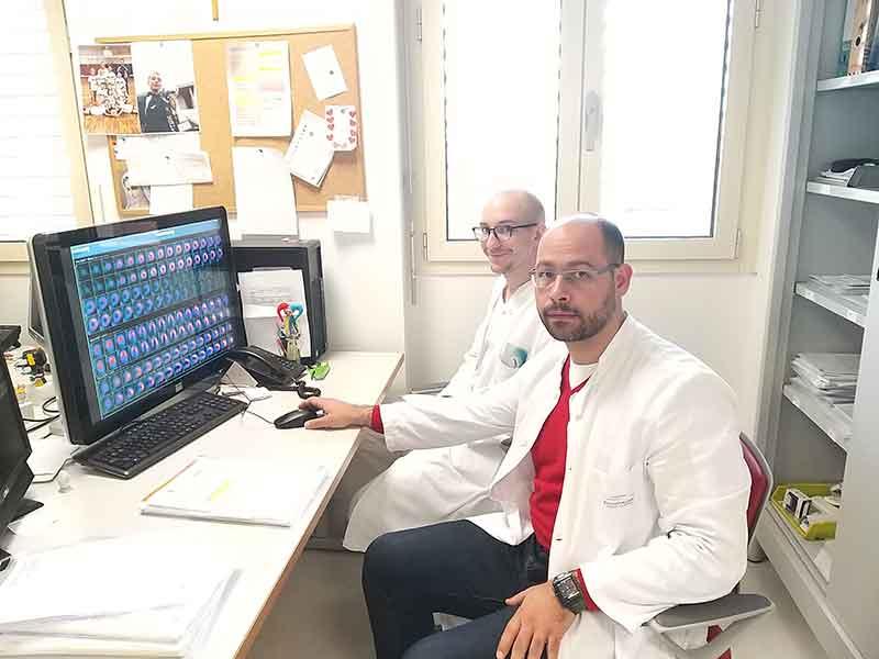 Наши стручњаци у научној посети болници у Бреши