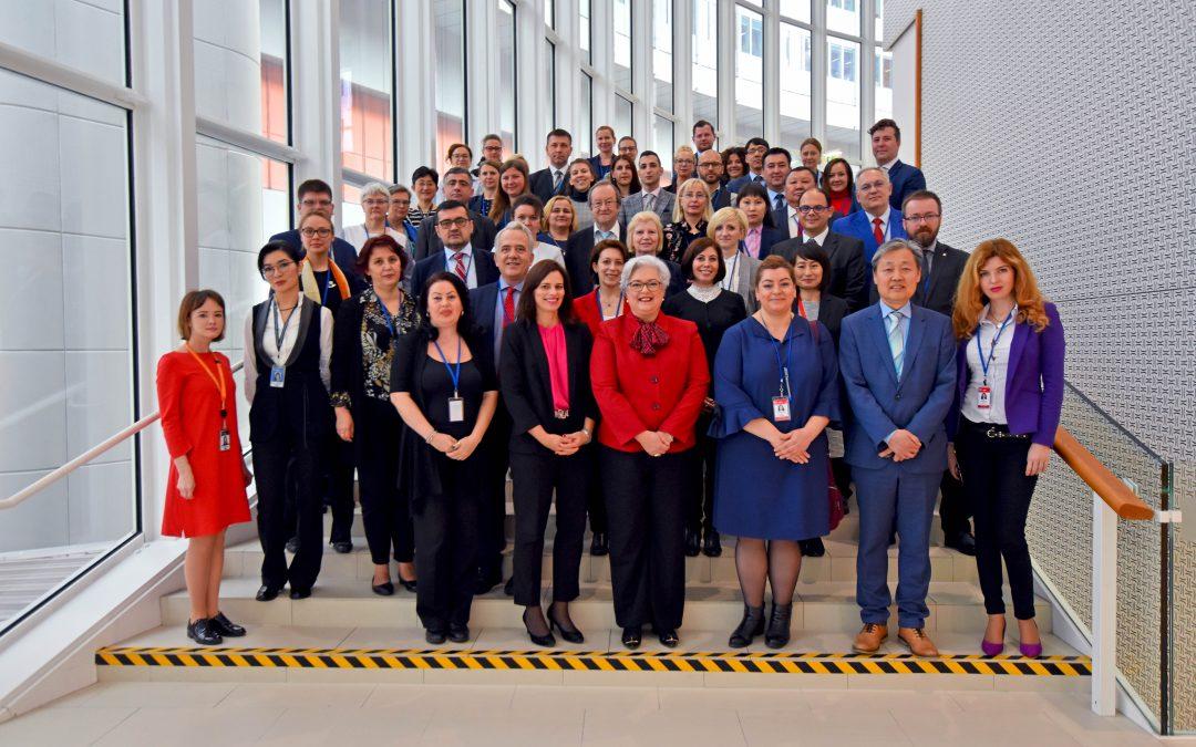 МААЕ: Састанак европских националних официра за везу, Техничка сарадња у оквиру Сектора за Европу