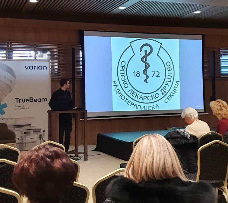 СРБАТОМ на семинару Српског лекарског друштва