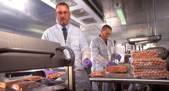 Тема недеље:  Употреба радијационе технологије у конзервацији хране