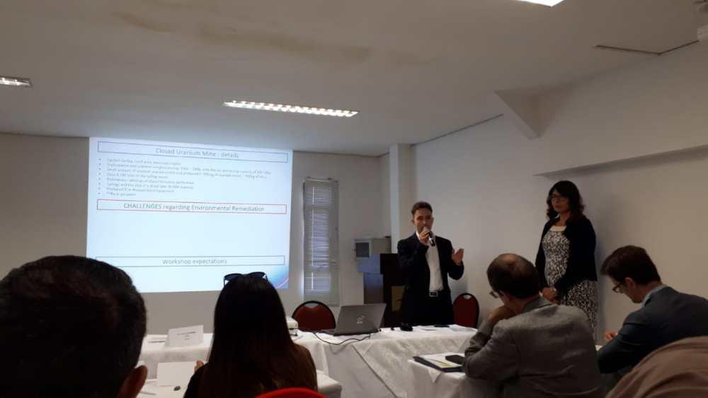 """INT9183 """"Савладавање баријера у имплементацији пројеката декомисије и ремедијације"""" у Бразилу"""