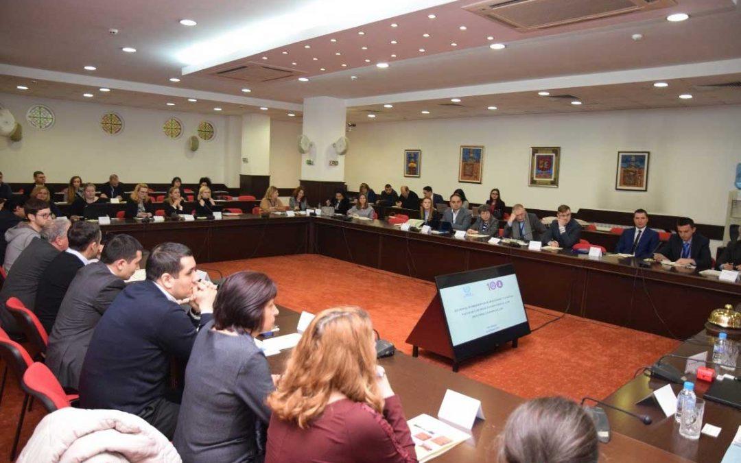 Radionica: Identifikovanje potreba za pravnom pomoći i aktivnostima zemalja članica MAAE u Evropi i Centralnoj Aziji