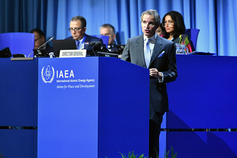Statement by IAEA Director General to 64th Regular Session of IAEA General Conference