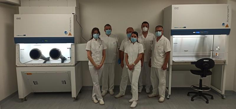 """Ветеринарски специјалистички институт """"Краљево"""" успешно тестирао опрему добијену од МААЕ  у оквиру помоћи Србији за дијагностику COVID-19"""