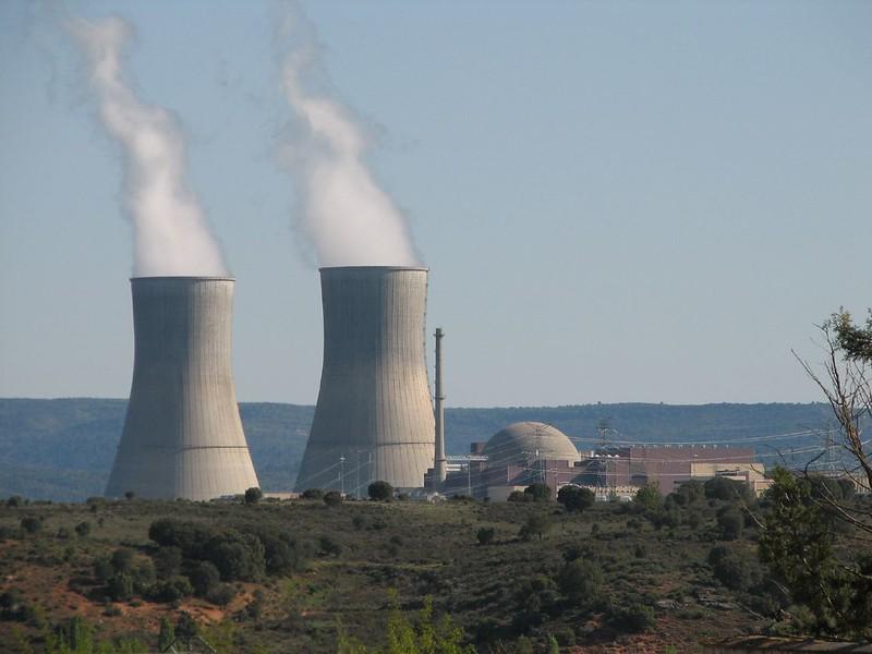 Požar na transformatoru u elektrani Trillo u Španiji