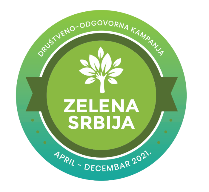 Озелењавање примарни фактор за бољи квалитет нашег окружења