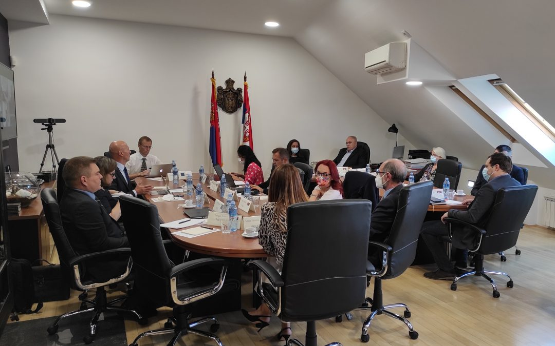 """Commencement of Implementation of """"Support to Regulatory Authority and the Vinča Site"""" Project"""