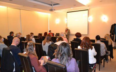 Представници Директората на 31. Симпозијуму Друштва за заштиту од зрачења Србије и Црне Горе